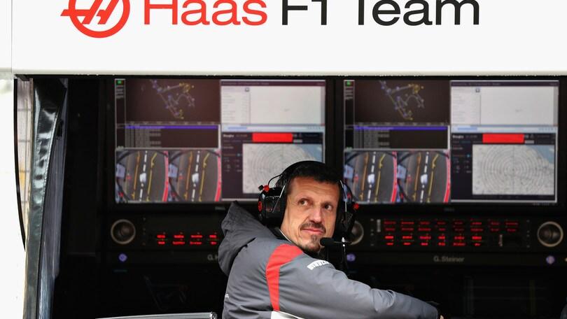 F1 Haas, Steiner: «Piccoli team penalizzati dal maltempo»