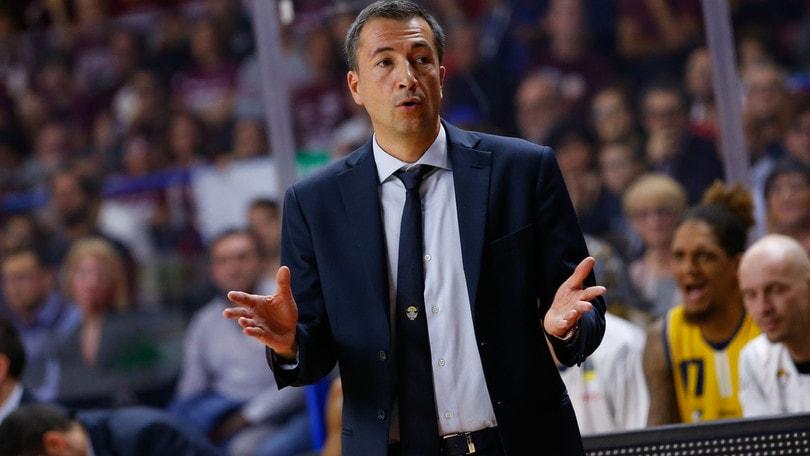 Eurolega, Luca Banchi nuovo coach del Bamberg