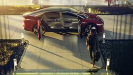 Volkswagen ID Vizzion, ammiraglia del futuro