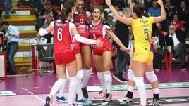 Volley: A1 Femminile, Busto batte Casalmaggiore e torna quarta da sola