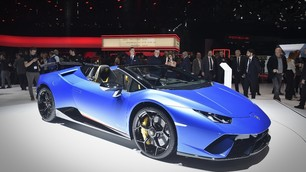 Lamborghini Huracàn Performante Spyder: foto