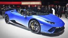 Lamborghini Huracàn Performante Spyder, emozioni a cielo aperto