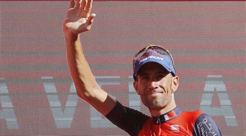 Tirreno-Adriatico al via, Nibali: «Non ho grandi ambizioni»