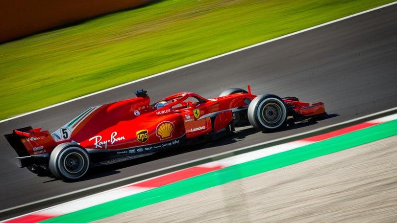 F1, test Barcellona: Vettel più veloce di tutti
