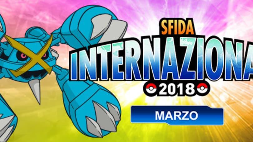 Pokemon: annunciata la sfida internazionale di marzo!