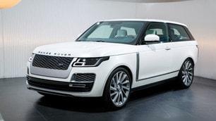 Range Rover SV Coupé: foto