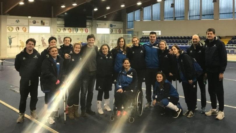 Sitting Volley: la nazionale femminile in Ungheria per preparare la qualificazione mondiale