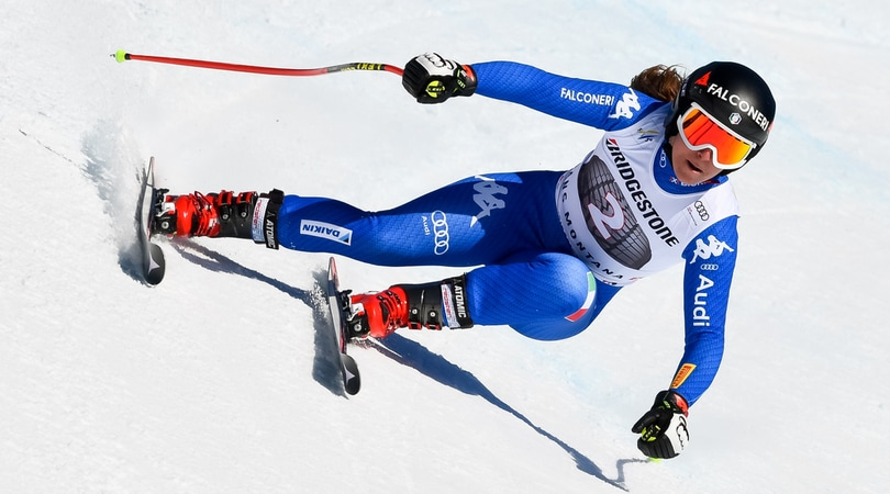 Audi Fis Ski World Cup, la Goggia: «Voglio chiudere in bellezza»