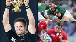 Rugby, la Top10 degli atleti più forti di sempre: c'è anche un italiano