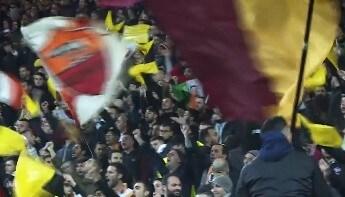 Arriva lo Shakthtar, la Roma chiama i tifosi