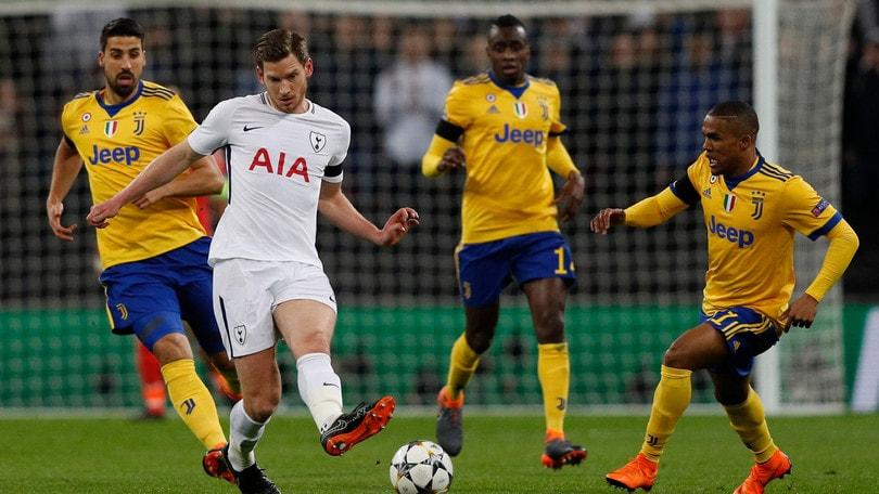 Champions League Tottenham-Juventus 1-2, il tabellino