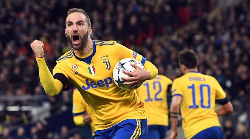 Champions League, Tottenham-Juventus 1-2: Higuain e Dybala show