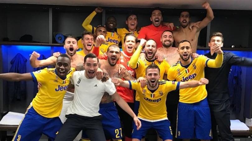 È festa a Wembley: la Juventus passa ai quarti di finale