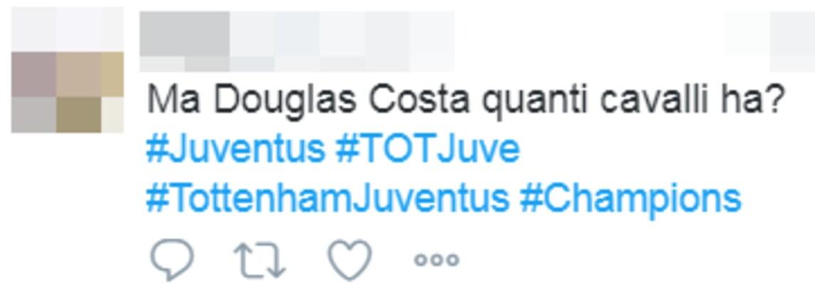 La formazione di Allegri subisce il gol di Son nel primo tempo, ma ribalta il risultato con le reti di Higuain e Dybala: sui social è festa bianconera