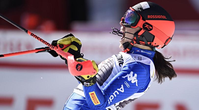 Audi Fis Ski World Cup: azzurre in Germania