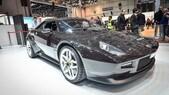 New Stratos, omaggio al mito Lancia dal cuore Ferrari
