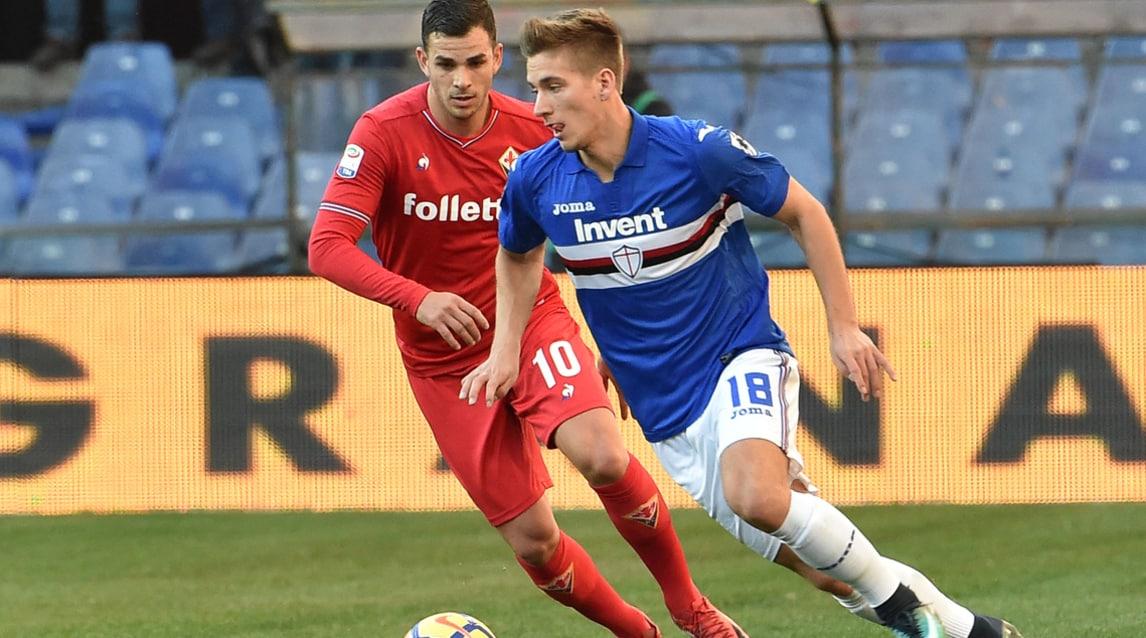 DENNIS PRAET (SAMPDORIA): 23 anni, centrocampista: seguito da Giuntoli anche se ha caratteristiche assai simili ad altri calciatori già in organico