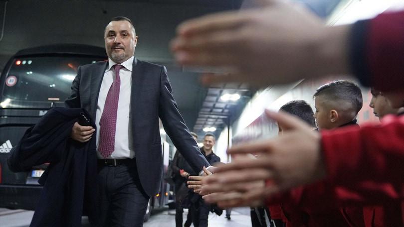 Mirabelli apre a Reina: «Avvisato il Napoli, vedremo se ci sono le condizioni»