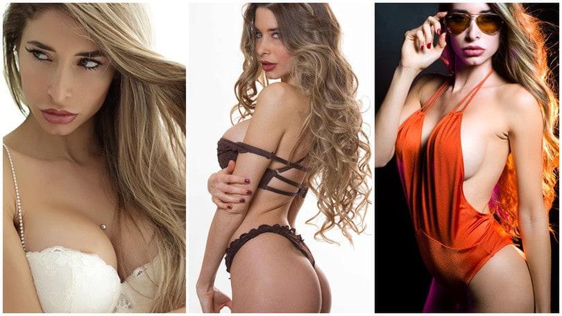 Manuela Quistelli, l'Inter ha una sexy tifosa in più