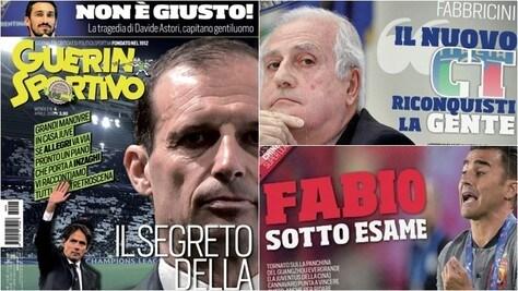 Guerin Sportivo, che numero: in regalo i poster di Insigne e Pjanic