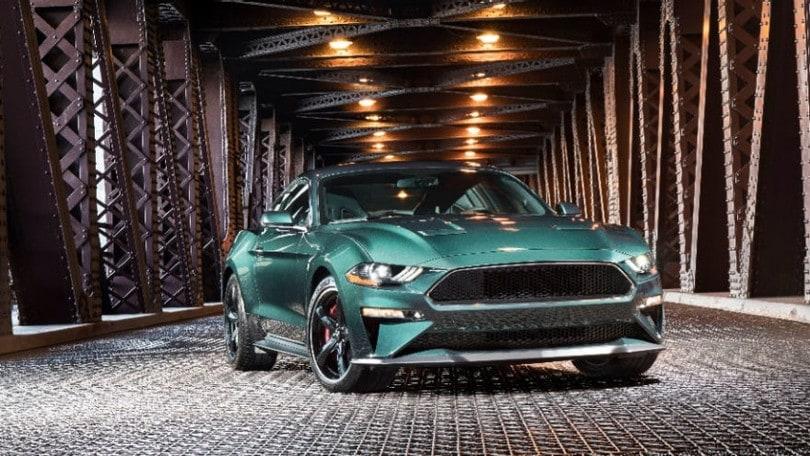 La Mustang Bullitt Limited Edition debutta in Europa