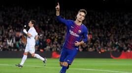 Napoli, in Spagna confermano: «Denis Suarez può lasciare il Barça»