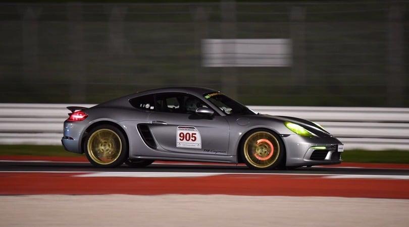 Porsche Club Interseries, la passione si riaccende a Vallelunga