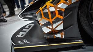 McLaren Senna GTR al Salone di Ginevra