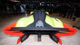 Aston Martin Valkyrie AMR Pro: foto