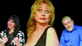 Una donna per amico al Teatro Muse