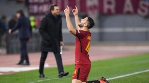 Roma-Torino 3-0, tris giallorosso con dedica ad Astori