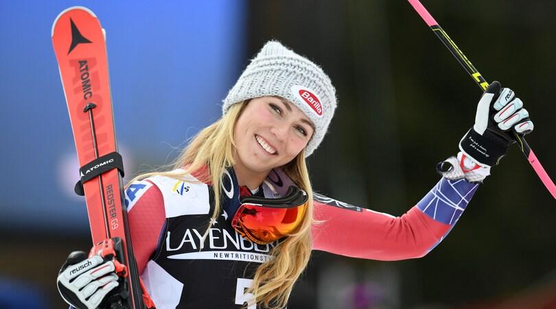 Audi Fis Ski World Cup,Mikaela Shiffrininarrestabile
