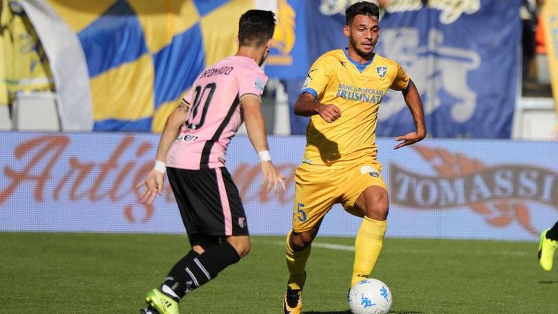 Serie B Palermo Frosinone Probabili Formazioni E Tempo Reale Alle  Dove Vederla In Tv
