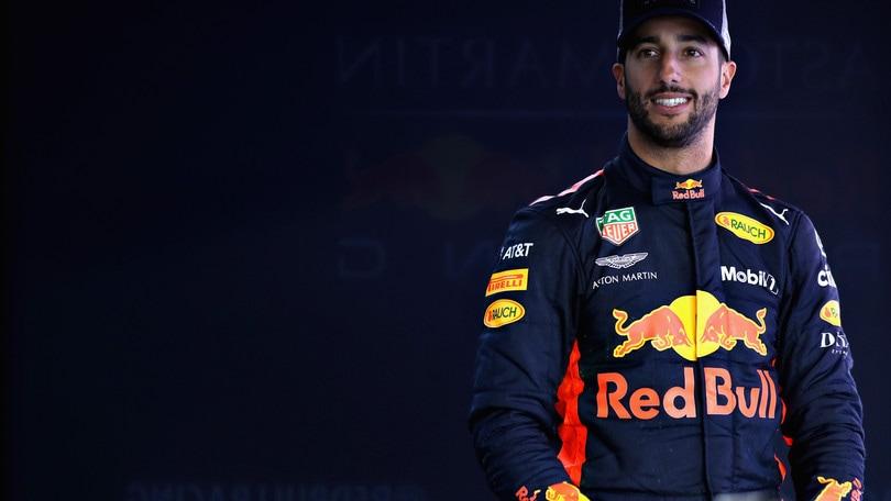 F1 Red Bull, Ricciardo: «Ora abbiamo fiducia»