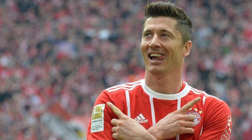 Bundesliga, il Bayern torna a +20: battuto l'Amburgo 6-0
