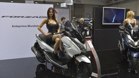 Motodays 2018, Honda: atto di Forza