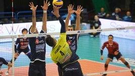 Volley: Superlega, Play Off Challenge: Latina vince in tre set Gara 1 degli ottavi