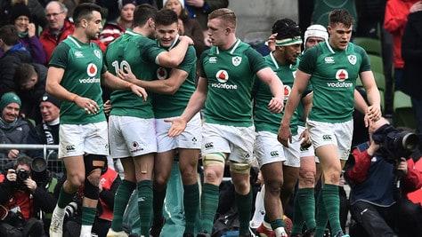 L'Irlanda ha vinto il Sei Nazioni