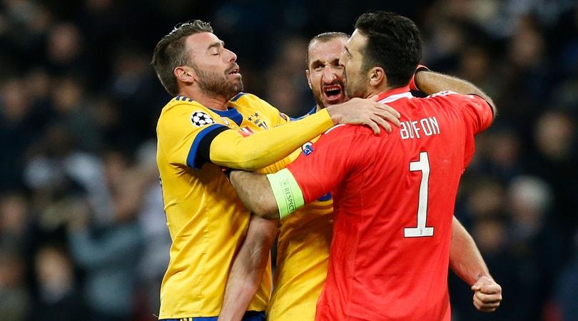 Il muro Juventus: è lì la gloria bianconera