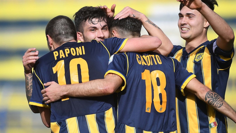 Serie C, sorride solo il Trapani. Juve Stabia valanga: 7-0 all'Akragas