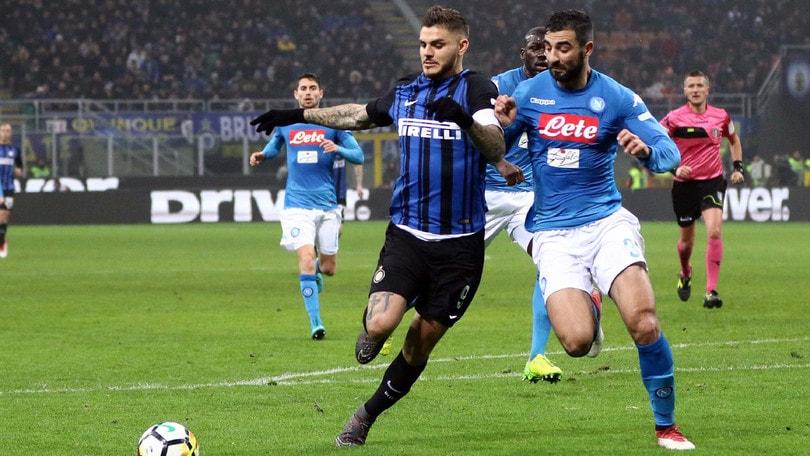Serie A Inter-Napoli 0-0, il tabellino