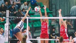 Volley: A2 Femminile, per Mondovì secondo ko di fila, Cuneo è a un punto