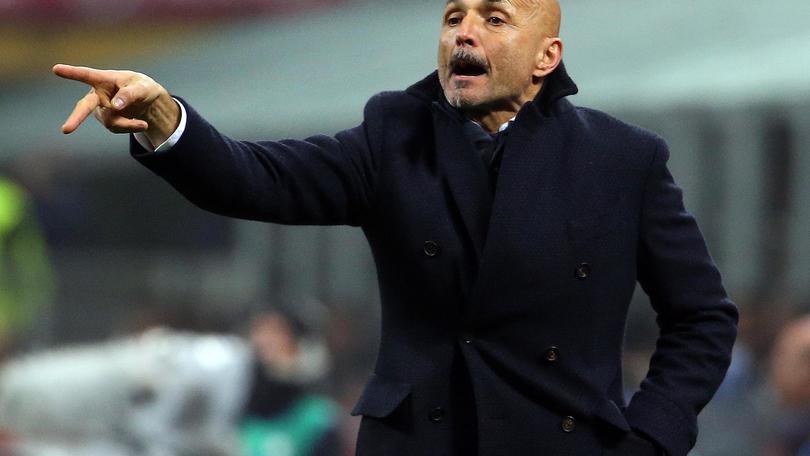 Spalletti, Inter non ha tanta qualità
