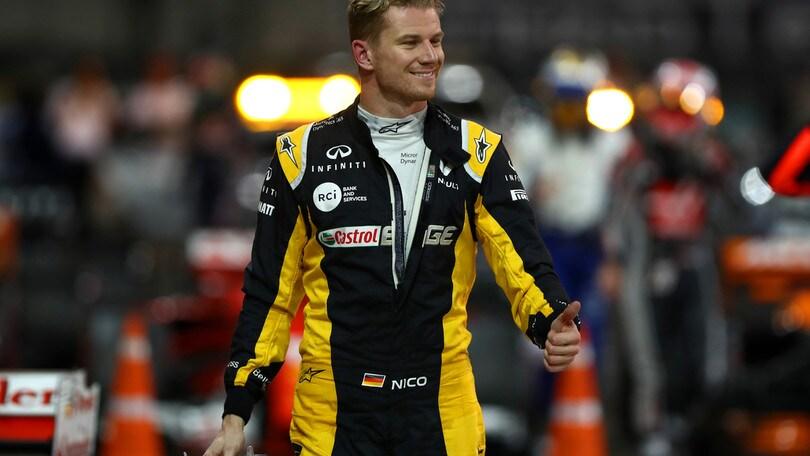 F1, la Renault sfreccia a Nizza