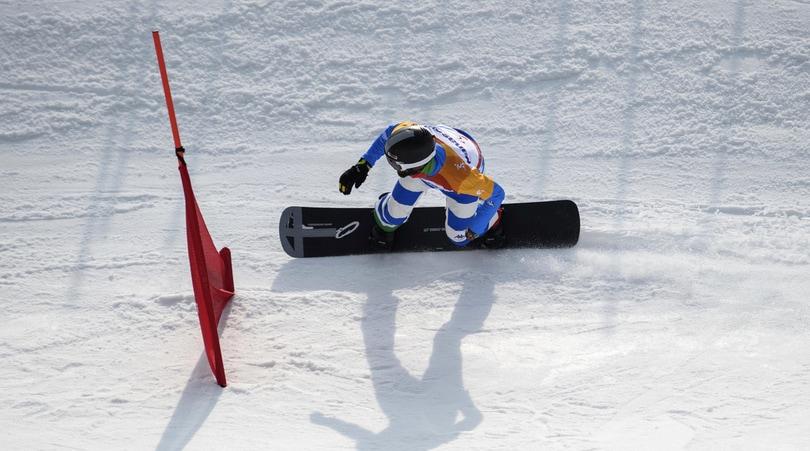 Pyeongchang 2018 Day-3: argento per Pozzerle nello snowboard cross