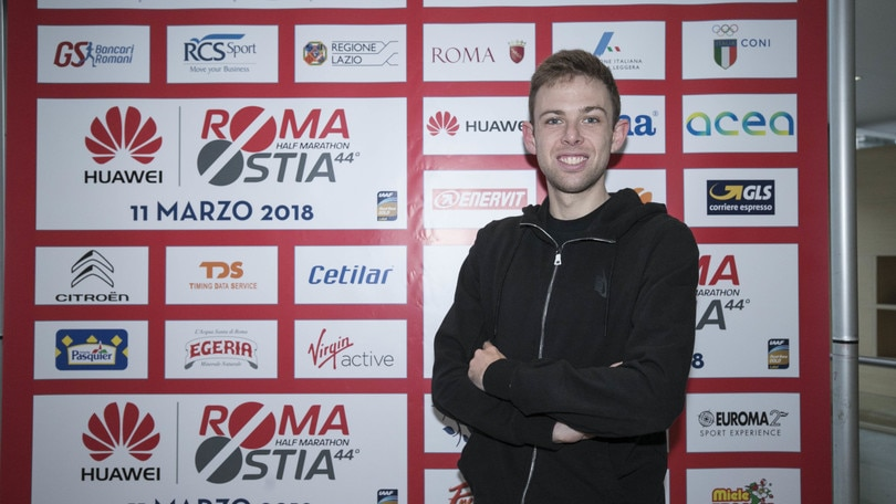Galen Rupp vince come da pronostico la Roma Ostia con 9172 arrivati