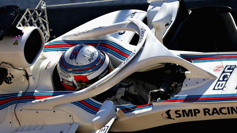 F1 Williams, Sirotkin: «Non ho mai sentito la pressione di Kubica»