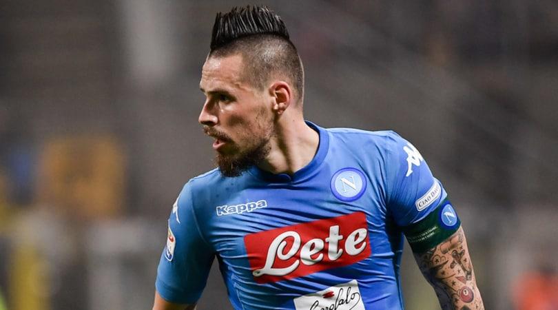Napoli, Hamsik non molla: «In palio 30 punti, tutto è possibile»