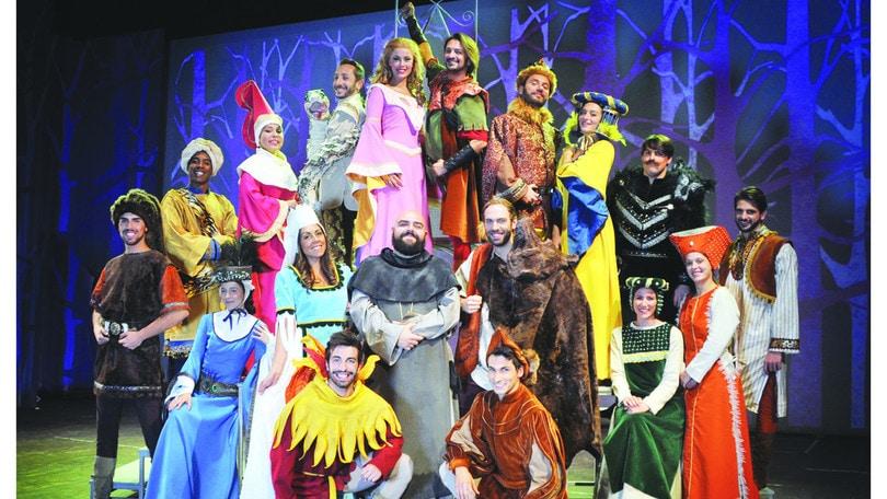 La leggenda di Robin Hood torna sul palco