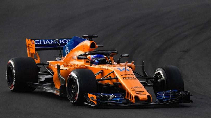F1 McLaren, Alonso: «Anche noi ci siamo nascosti»